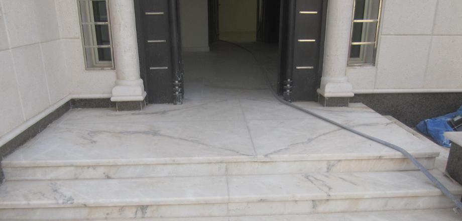 Riyadh Villas Entrance